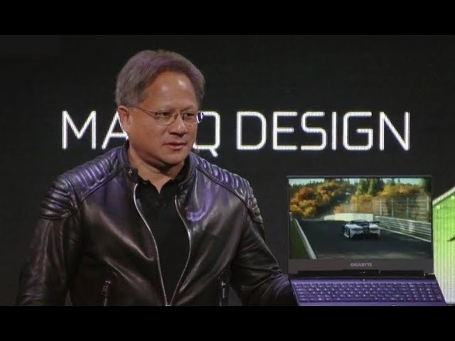 CES 2018: How NVIDIA Is Shrinking The Computing Hardware.