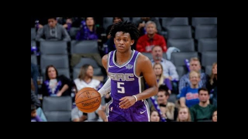 De'Aaron Fox, Montrezl Harrell, and the Best Plays From Saturday Night   January 6, 2018