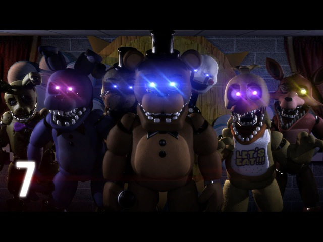 Five Nights at Freddys 7 Trailer (2018)