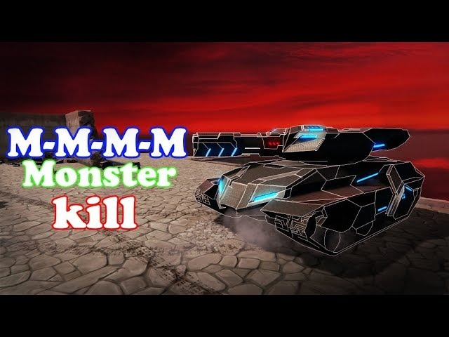 Tanki X: видео недели «M-M-M-M-MONSTER KILL на «Громе» от PheoniX