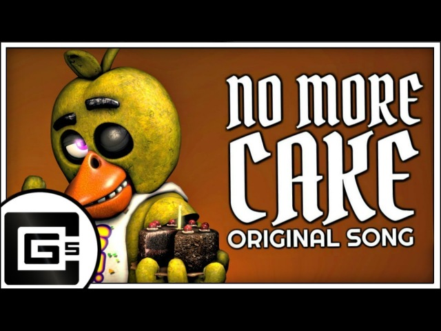 FNAF SONG ▶ No More Cake SFM ft Chi Chi Dolvondo CG5