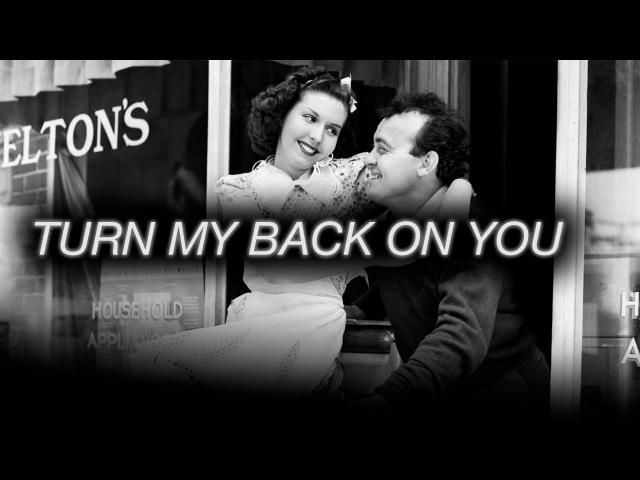 Vladimir Shchulz - Turn My Back On You (OFFICIAL MUSIC VIDEO)