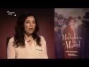 Rachel Brosnahan and Alex Borstein on comedy censorship The Marvelous Mrs Maisel London Live