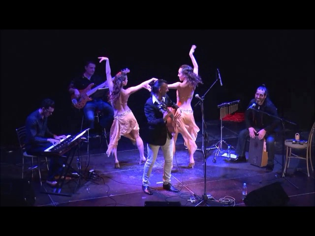 TONO ALCALDE and his band live concert - promo 2016