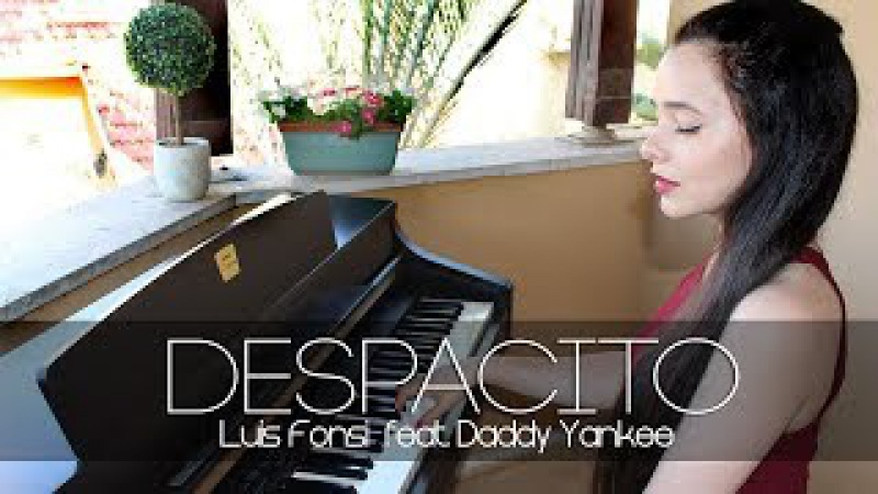 Luis Fonsi - Despacito ft. Daddy Yankee | Piano cover by Yuval Salomon
