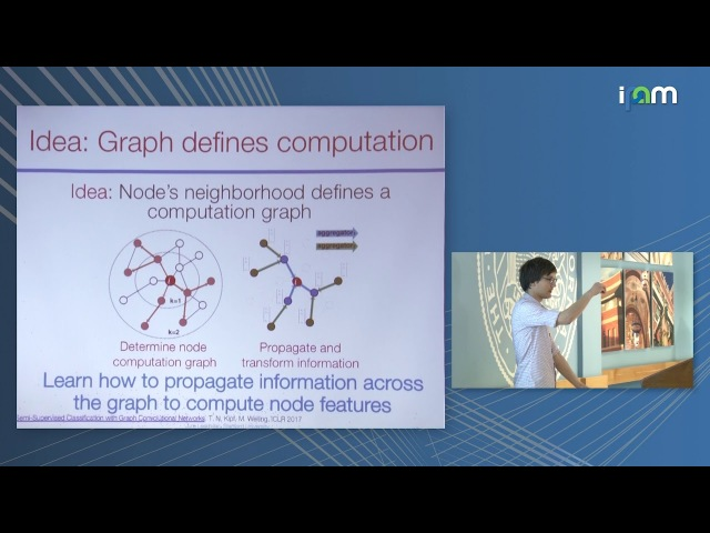 Jure Leskovec: Large-scale Graph Representation Learning