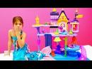 Элис превратилась в РУСАЛКУ и оказалась в подводном ДВОРЦЕ! Пони Русалки / Видео