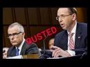 Congress set to hold Andy McCabe & Rod Rosenstein in contempt over FBI bias in Bob Mueller probe