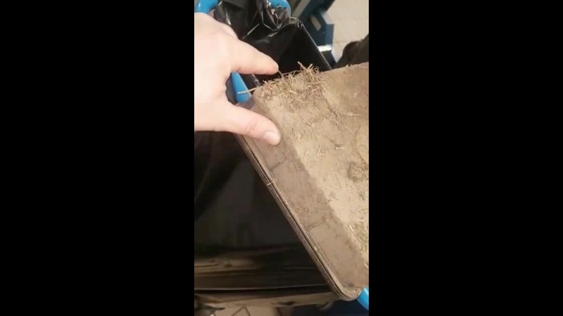 This is almost a new air filter for car · coub, коуб