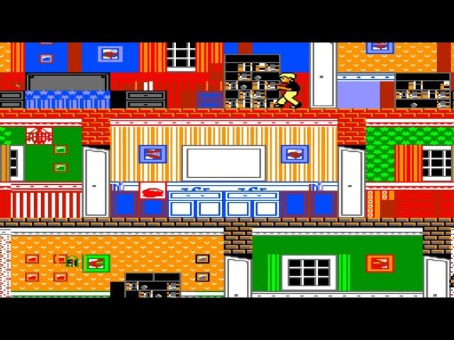 Home Alone Денди - Прохождение (Один Дома Dendy, NES - Walkthrough)