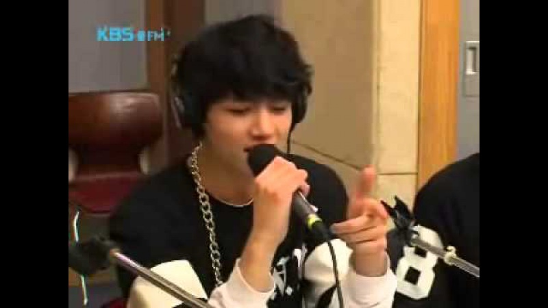 BTS I Need A Girl (Taeyang) Cover Live - Kiss The Radio