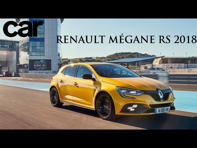 Renault Megane RS 2018 | Primera Prueba | Review en Español | Revista Car