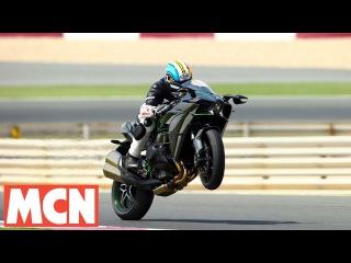 Onboard with Kawasaki's Ninja H2 | Motorcyclenews.com
