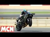 Onboard with Kawasakis Ninja H2 | Motorcyclenews.com