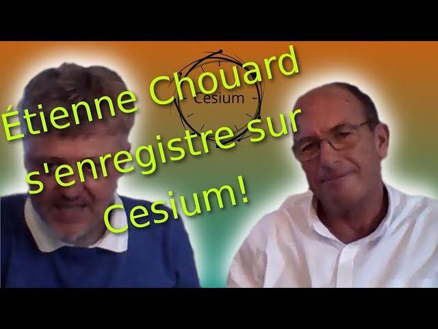 1 Cesium et la Monnaie Libre Ğ1 (Stéphane Laborde Étienne Chouard)