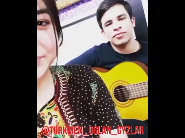 """5 WELAYAT 5 DOGAN🇹🇲🇹🇲🇹🇲 on Instagram: """"☺️😍☺️😍🎸🎼🇹🇲 @turkmen_oglan_gyzlar turkmentalyplebap…"""""""