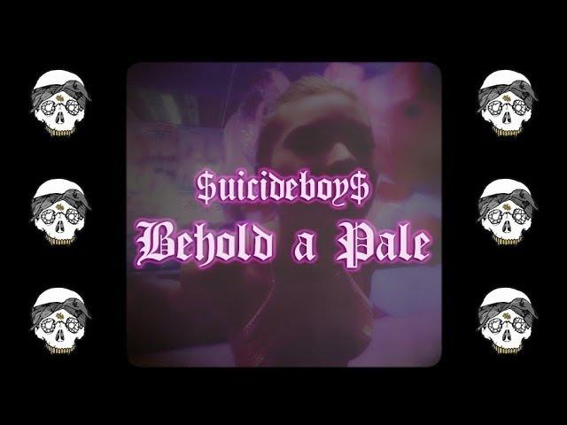 $UICIDEBOY$ — BEHOLD A PALE HORSE / ПЕРЕВОД НА РУССКИЙ / BLACKVOID