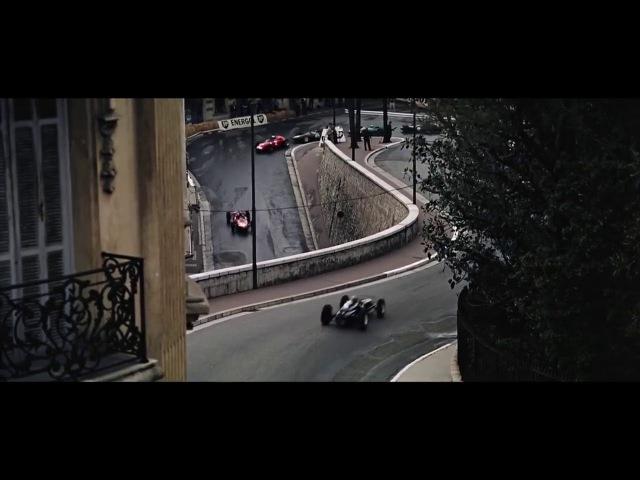 F1 Retro : Monaco GP 1962