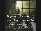 Shayne Ward - Until You video lyircs