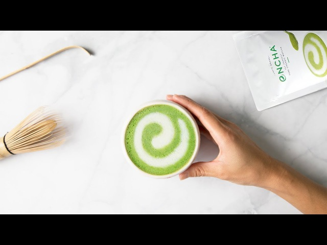 5 Ways to Make Encha Organic Matcha Latte