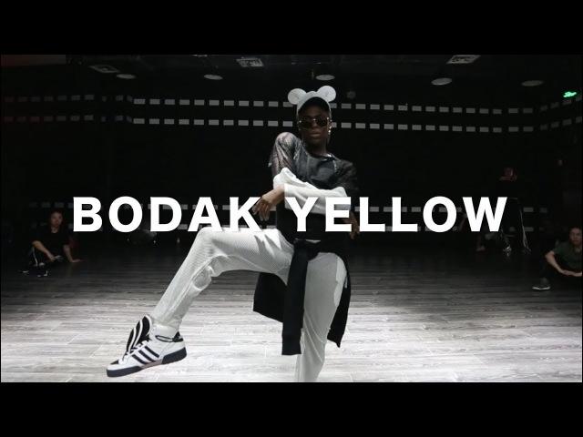 Bodak yellow - Cardi B   Jonte Moaning Choreography   GH5 Dance Studio