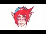 Emo speed paint #1