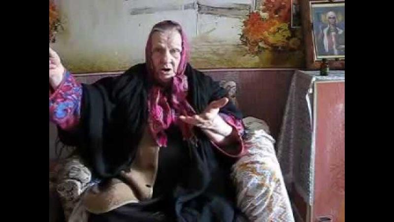 Баба Валя ЗА ГРУДИНИНА (про янтарную комнату Грудинина)