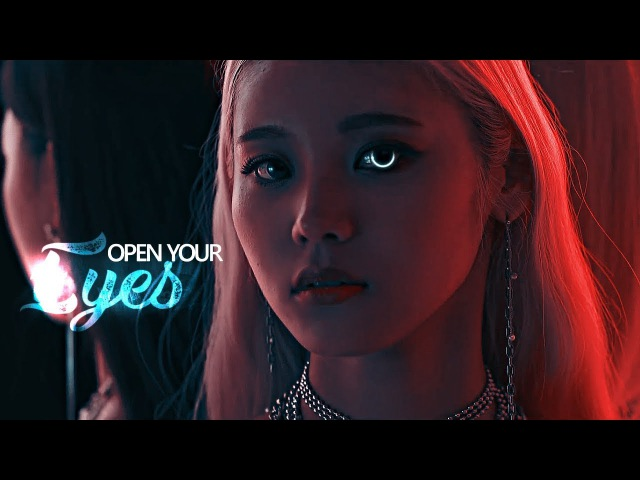Open your eyes | Odd Eye Circle [LOONA FMV]