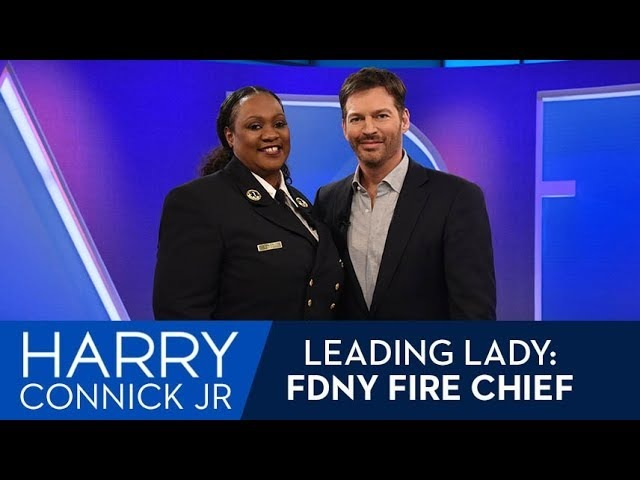 Leading Lady: First African-American Female Deputy Fire Chief