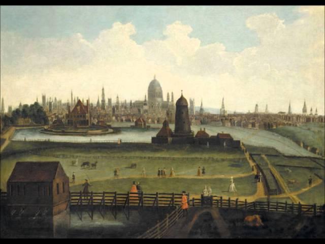 Signor Farinelli's Farewell to England