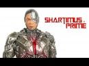 Justice League Cyborg Kotobukiya ArtFX DC Comics Movie Statue Review
