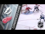 Tampa Bay Lightning vs Detroit Red Wings Jan. 07, 2018