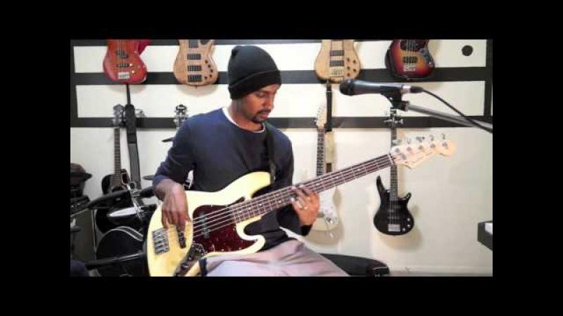 James Reed Jazz Bass Pickups - Sean Byrd