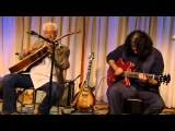 Larry Coryell with Julian and Murali Live at the Bull Run - Round Midnight and an unnamed song 0813