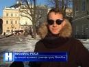 Іванка Дусько запитала львів'ян чи не заважають їм вуличні музиканти?
