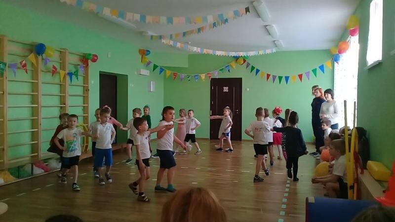 23февраля, танец для наших пап