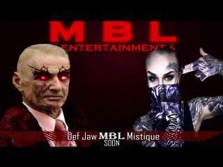 Тизер   def jaw x mistique   mbl