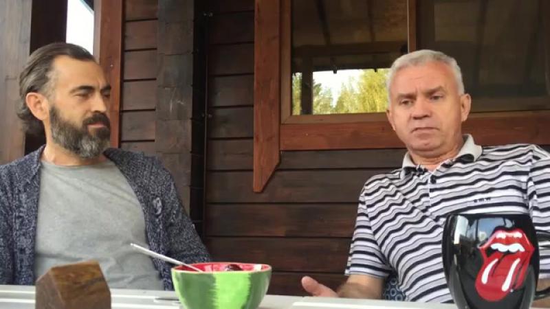 Владимир Лузай в гостях у Малышевой