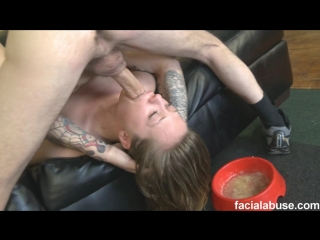 317 - Codi Rose порно кастинг FaceFucking.com. BDSM глубокий меньет анал мамку milf HGB