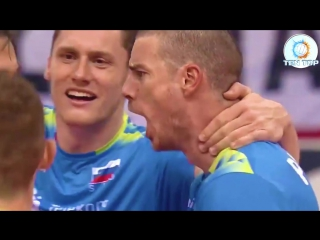 TOP 10 CRAZY VOLLEYBALL ACTIONS