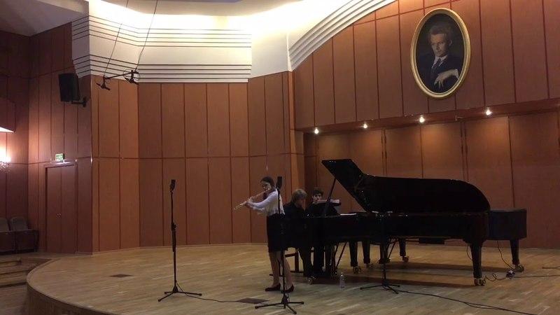 Ibert Flute Concerto 3rd mvt.