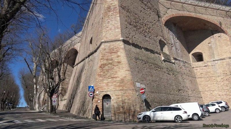 Perugia città. Italy in 4K