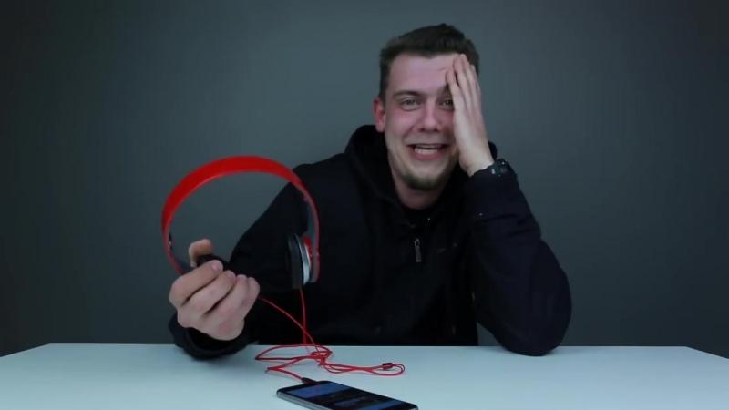 РасПаковка ДваПаковка Beats Audio за 3$ AliExpress Вновь Удивил