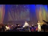 Репетиция! Концертной программы Мои года  моё богатство, посвященная юбилею руководителя Эстрадного оркестра