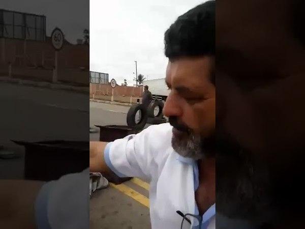 Maio 2018 Nem mesmo a greve dos caminhoneiros impede o brasileiro de fazer churrasco