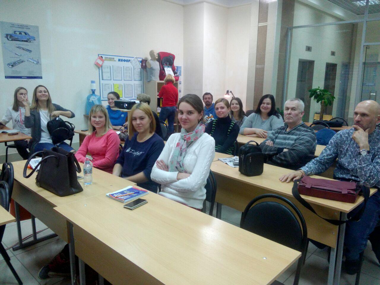 АВТОШКОЛА «КОЛЕСО» с переводчиком русского жестового языка