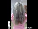 Мелирование волос.. Алсу Сафина