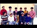 [VIDEO] Wanna One для Mexicana Chicken (30.11.17)