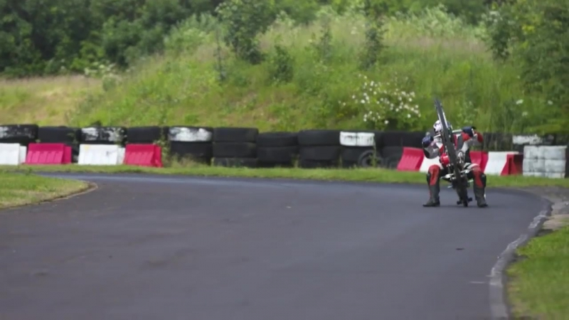 Guinness World Record Monocycle smashes old record