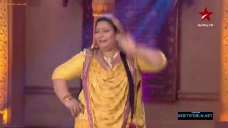 Star Diwali 2012г. Барун и Буаджи Desi girl